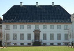 Brede Hovedbygning, hvor direktør Carl Leo Daverkosen bor med sin familie