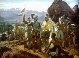 Conquistadorer i Sydamerika